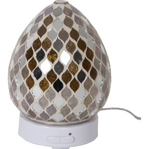 Aroma Electric Essential Oil Diffuser: Gold Mirror