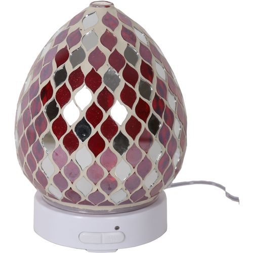 Aromatize Electric Essential Oil Diffuser: Red Mirror AR1089