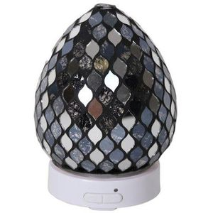 Aroma Electric Essential Oil Diffuser: Black Mirror
