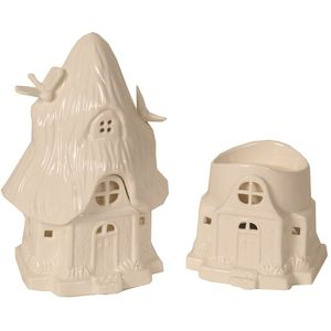 Aroma Wax Melt Burner: Bird House