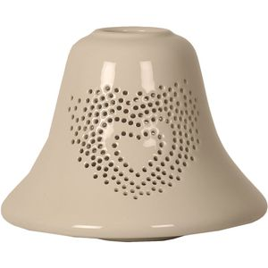 Aroma Jar Candle Lamp Shade: Heart