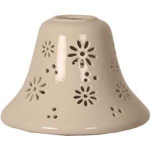 Aroma Jar Candle Lamp Shade: Daisy design