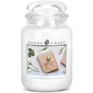 Goose Creek Large Jar Candle - Perfect Day