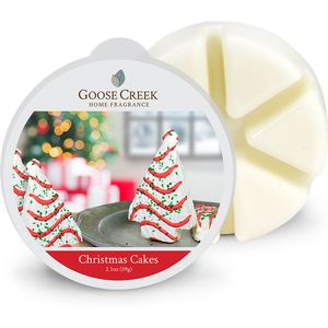 Goose Creek Wax Melt - Christmas Cakes