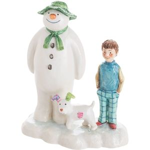John Beswick The Snowman & Snowdog: The Three Friends