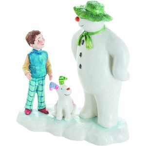 The Snowman & the Snowdog Lets go