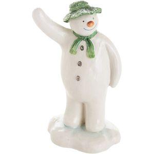 John Beswick The Snowman & The Snowdog: Hello Figurine