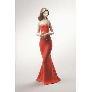 Nao The Elegance of a Rose Figurine