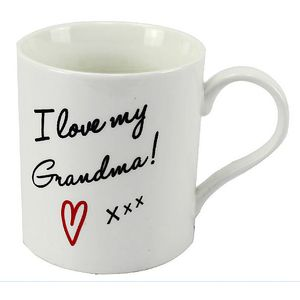 Leonardo Fine China Mug - I Love my Grandma