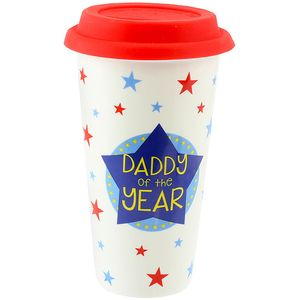 Travel Mug - Daddy of the Year