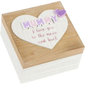 Lasting Memories Keepsake Box - Mummy