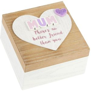 Celebrations Lasting Memories Keepsake Box - Mum