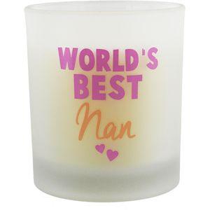 Lasting Memories Candle - Nan