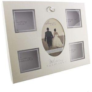 Amore Wedding Memories Keepsake Box - Something Old, New, Borrowed & Blue