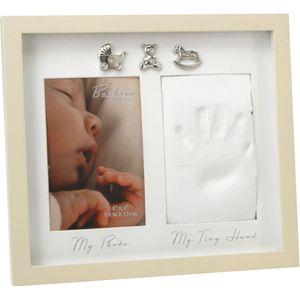 Bambino Handprint Cast & Photo Frame