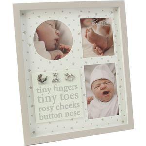 Bambino Collage Photo Frame - Tiny Fingers Tiny Toes
