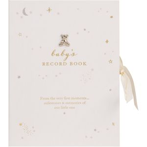 Bambino Little Star Baby Record Book