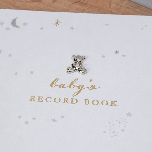 Bambino Little Star Baby Record Book