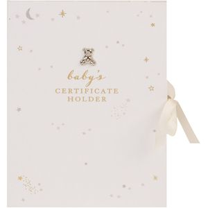 Bambino Little Star Birth Certificate Holder