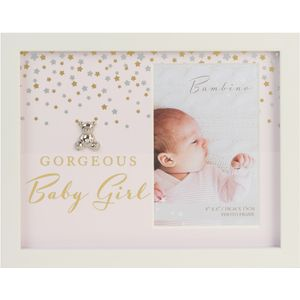 Bambino Photo Frame - Gorgeous Baby Girl