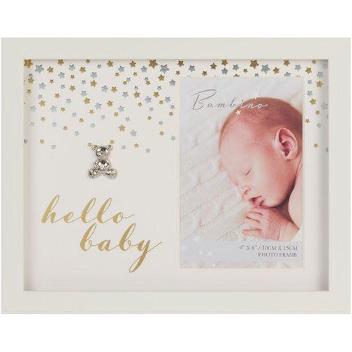 Bambino Photo Frame - Hello Baby