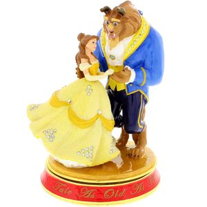 Disney Classic Trinket Box - Beauty & the Beast