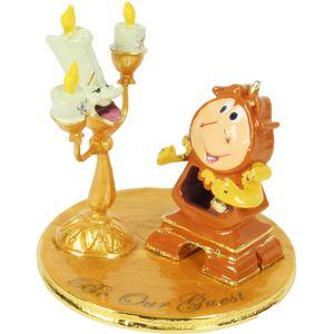 Disney Classic - Lumiere & Cogsworth Ornament