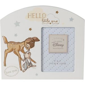 "Disney Magical Beginnings Arch Photo Frame 3"" x 4"" - Bambi & Thumper"