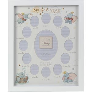 Disney Magical Beginnings My 1st Year Photo Frame - Dumbo