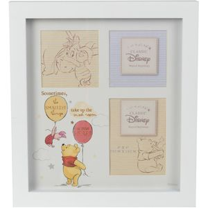 Disney Magical Beginnings Collage Photo Frame - Pooh