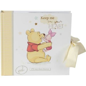 "Disney Magical Beginnings Photo Album Holds 50 4"" x 6"" Prints - Pooh"