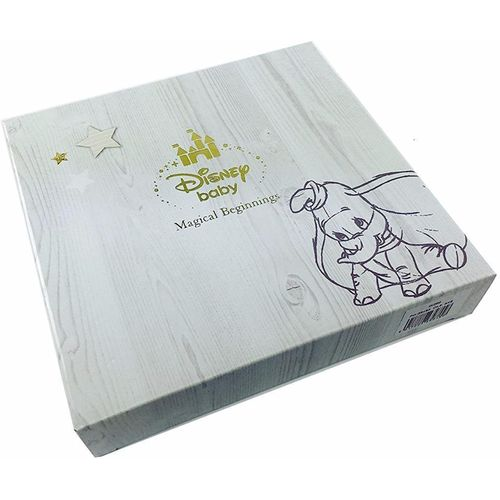 "Disney Magical Beginnings Photo Album - Winnie the Pooh & Piglet Holds 50 4"" x 6"" Photographs"