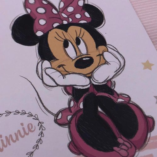 Disney Magical Beginnings Keepsake Box - Minnie Mouse