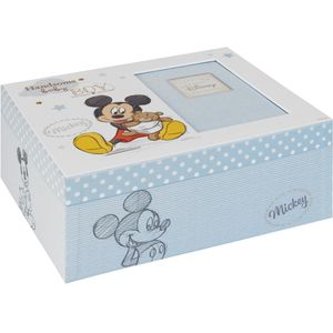 Disney Magical Beginnings Keepsake Box - Mickey Mouse