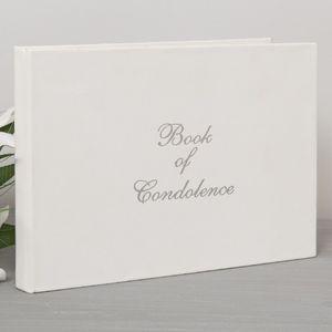 Memory Book - Book of Condolence