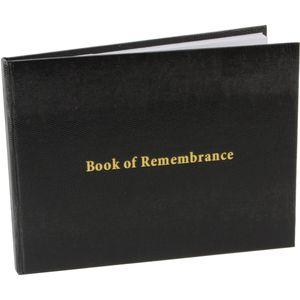 Julianna Book of Remembrance - Black