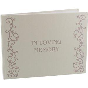 Celebrations Book of Condolence - In Loving Memory