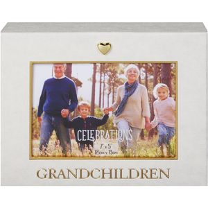 Celebrations Memories Keepsake Box - Grandchildren