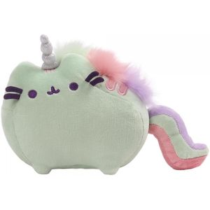Gund Pusheenicorn Plush Soft Toy with Sound - Green