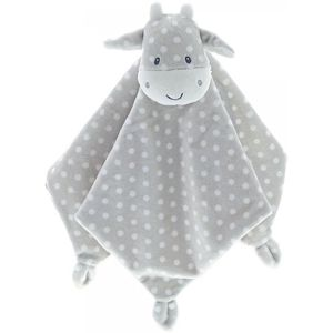 Gund Baby Roly Poly Lovey Cow Comforter Blanket
