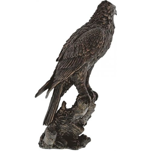 Border Fine Arts Srtudio Bronze Eagle Figurine BFA Studio Collection