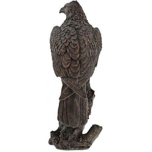 Border Fine Arts Srtudio Bronze Eagle Figurine BFA Studio Collection