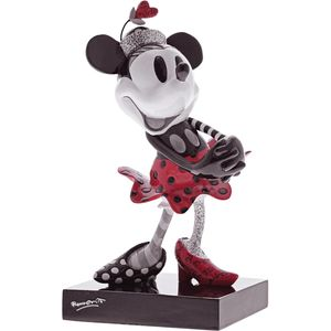 Disney by Britto Steam Boat Minnie Mouse Figurine
