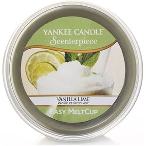 Yankee Candle Scenterpiece Melt Cup Vanilla Lime