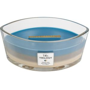 WoodWick Hearthwick Candle - Trilogy: Nautical Escape