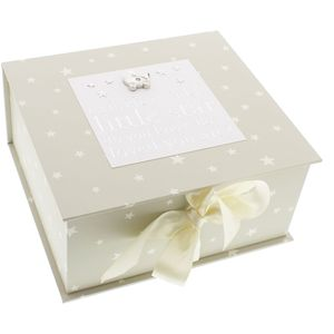Bambino Keepsake Box - Twinkle Little Star