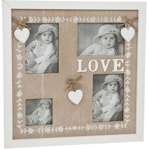 Provence Fleur Collage Photo Frame - Love