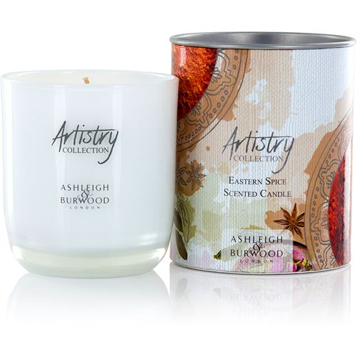 Ashleigh & Burwood Artistry Collection Scented Candle - Eastern Spice
