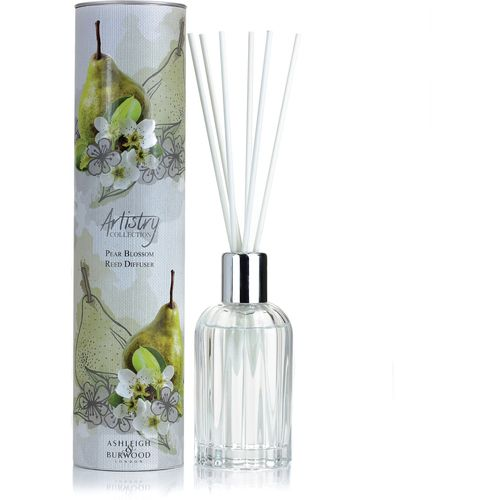 Ashleigh & Burwood Artistry Collection Reed Diffuser - Pear Blossom