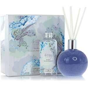 Ashleigh & Burwood Artistry Collection Reed Diffuser Gift Set - Sea Salt